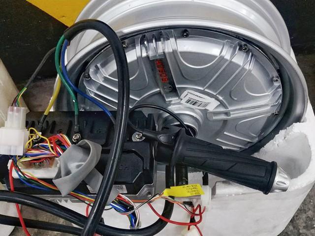 Xe máy điện của VinFast có thể đi được quãng mhững con phố 110 km? - Ảnh 2.