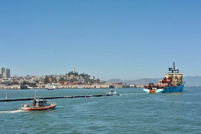 Hệ thống đầu tiên của dự án dọn rác biển The Ocean Cleanup đã chính thức ra khơi, đây là những hình ảnh về nó - Ảnh 12.
