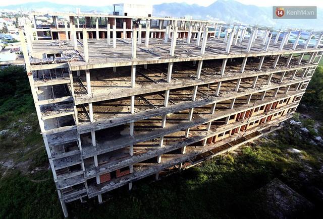 Bên trong ký túc xá từng được huy động vốn 700 tỷ đồng nhưng bỏ hoang ở Đà Nẵng suốt nhiều năm - Ảnh 13.