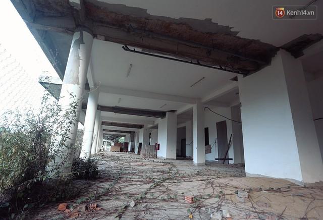 Bên trong ký túc xá từng được huy động vốn 700 tỷ đồng nhưng bỏ hoang ở Đà Nẵng suốt nhiều năm - Ảnh 15.