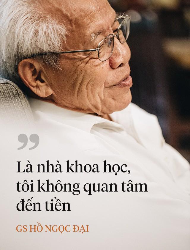 GS Hồ Ngọc Đại: Ngô Bảo Châu không phải học trò tôi tự hào nhất mà là một cậu sửa xe - Ảnh 16.