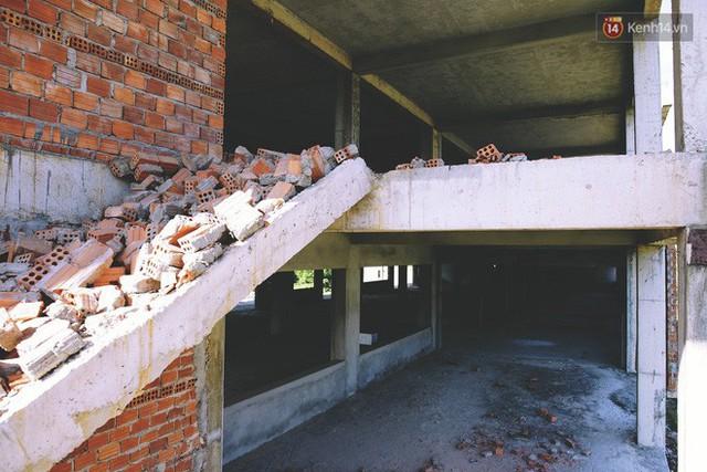 Bên trong ký túc xá từng được huy động vốn 700 tỷ đồng nhưng bỏ hoang ở Đà Nẵng suốt nhiều năm - Ảnh 17.