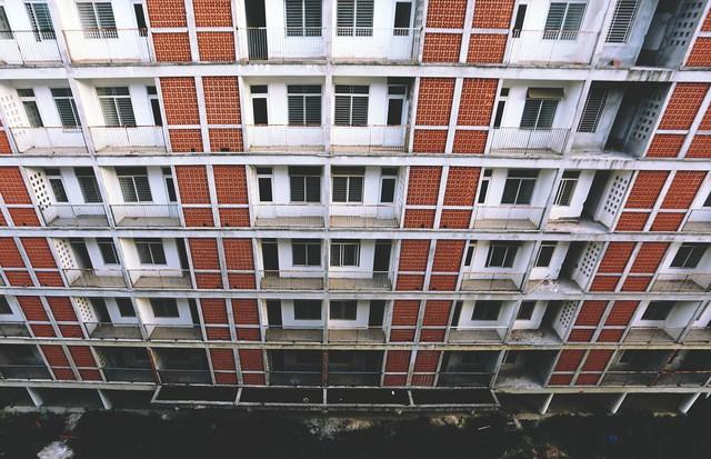 Bên trong ký túc xá từng được huy động vốn 700 tỷ đồng nhưng bỏ hoang ở Đà Nẵng suốt nhiều năm - Ảnh 19.