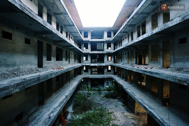 Bên trong ký túc xá từng được huy động vốn 700 tỷ đồng nhưng bỏ hoang ở Đà Nẵng suốt nhiều năm - Ảnh 20.
