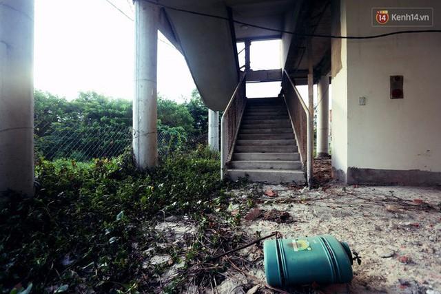 Bên trong ký túc xá từng được huy động vốn 700 tỷ đồng nhưng bỏ hoang ở Đà Nẵng suốt nhiều năm - Ảnh 4.