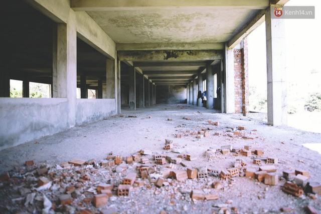 Bên trong ký túc xá từng được huy động vốn 700 tỷ đồng nhưng bỏ hoang ở Đà Nẵng suốt nhiều năm - Ảnh 8.