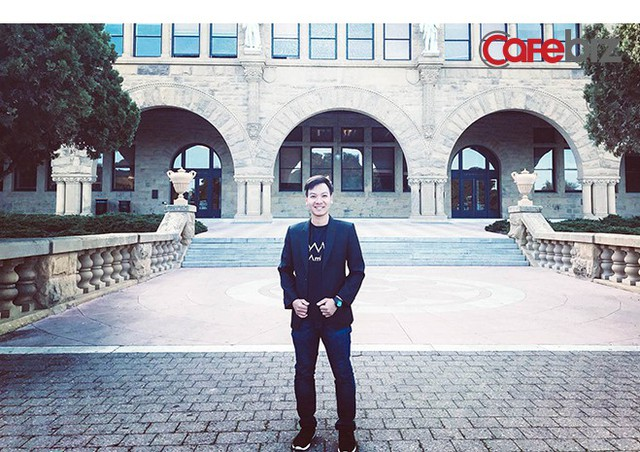 """Chân dung CEO Ami gọi vốn thành công 9 triệu USD: 3 lần khởi nghiệp thất bại, """"lớn tuổi"""" nên khó xin việc, bị bố mẹ đuổi khỏi nhà vì cứ lao đầu vào startup mà không chịu đi làm - Ảnh 1."""