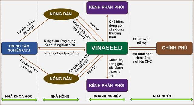 Vinaseed - Hướng đi mới của ngành nông nghiệp Việt - Ảnh 2.