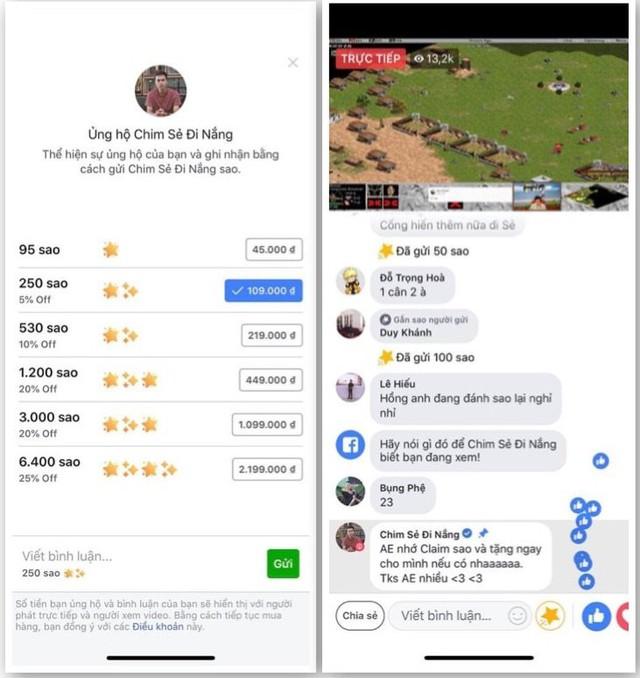 Facebook mở tính năng cho streamer kiếm tiền tại Việt Nam, cạnh tranh YouTube, Twitch - Ảnh 1.