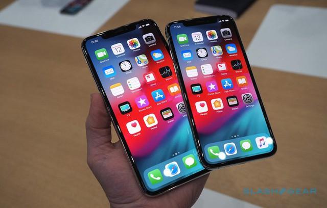 Ảnh cận cảnh bộ đôi iPhone Xs và Xs Max Apple vừa trình làng - Ảnh 2.