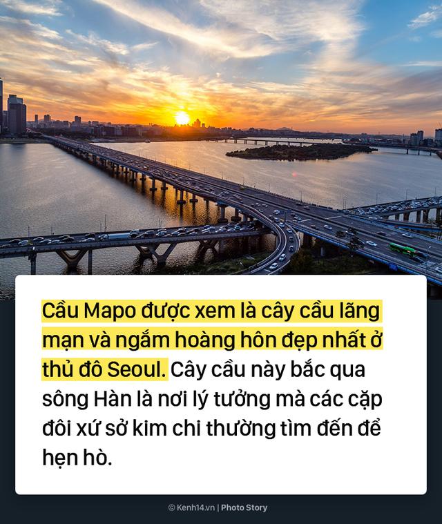 Cây cầu lãng mạn trong phim ở Hàn Quốc lại là nơi có tỷ lệ nhảy sông cao nhất ở đất nước này - Ảnh 1.