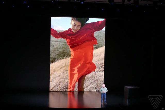 iPhone Xs/Xs Max ra mắt: Màn hình lớn nhất thị trường, thêm màu vàng sang chảnh, chụp ảnh đẹp hơn, có 2 SIM, 512GB dung lượng - Ảnh 12.
