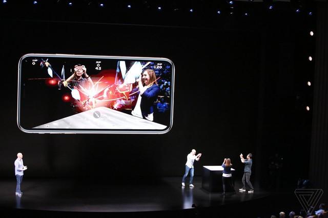 iPhone Xs/Xs Max ra mắt: Màn hình lớn nhất thị trường, thêm màu vàng sang chảnh, chụp ảnh đẹp hơn, có 2 SIM, 512GB dung lượng - Ảnh 17.