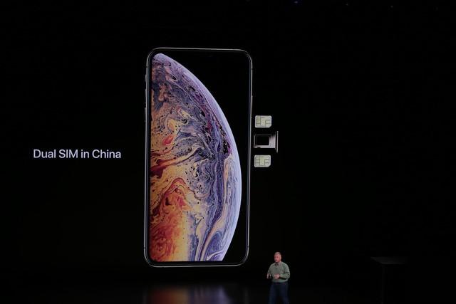 iPhone Xs/Xs Max ra mắt: Màn hình lớn nhất thị trường, thêm màu vàng sang chảnh, chụp ảnh đẹp hơn, có 2 SIM, 512GB dung lượng - Ảnh 18.