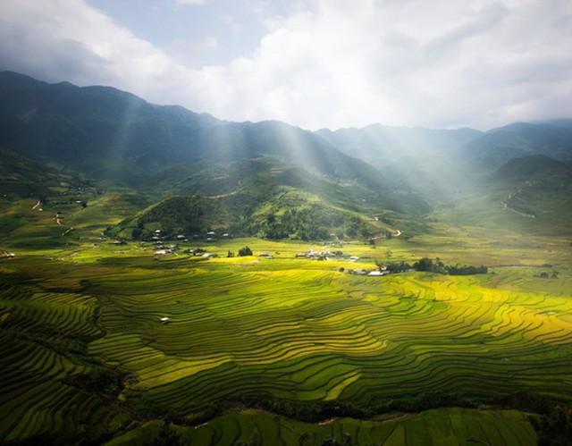 Những địa điểm ngắm mùa thu tuyệt đẹp ở châu Á - Ảnh 5.