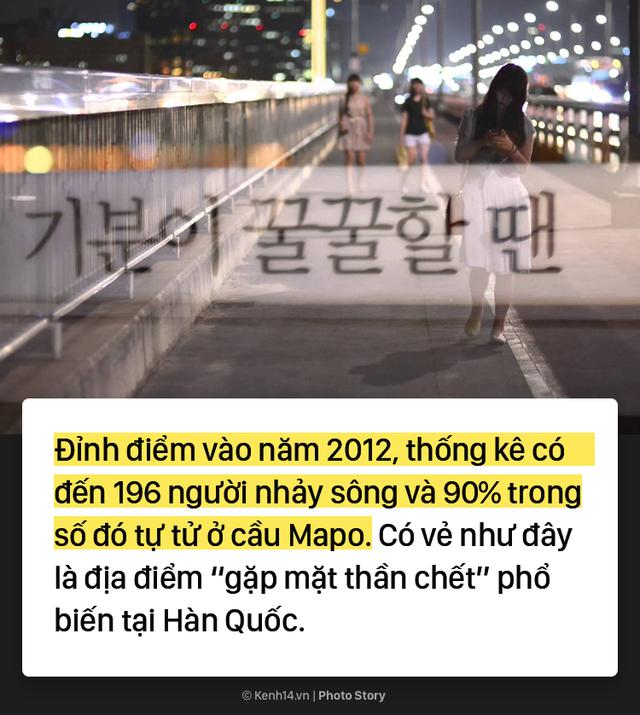 Cây cầu lãng mạn trong phim ở Hàn Quốc lại là nơi có tỷ lệ nhảy sông cao nhất ở đất nước này - Ảnh 5.