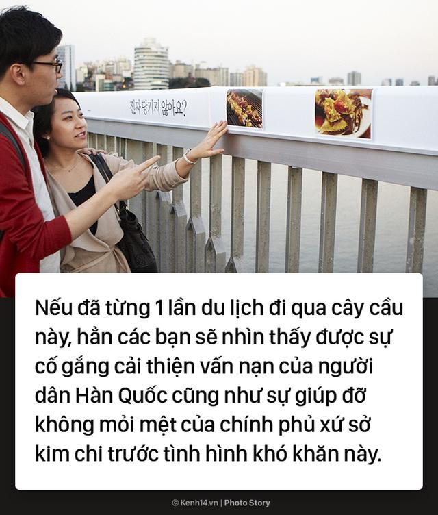 Cây cầu lãng mạn trong phim ở Hàn Quốc lại là nơi có tỷ lệ nhảy sông cao nhất ở đất nước này - Ảnh 7.