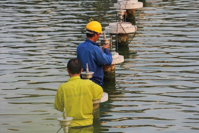 Cận cảnh công viên gần 300 tỷ nằm trên đất vàng tại Thanh Xuân - Hà Nội vừa mở cửa - Ảnh 6.
