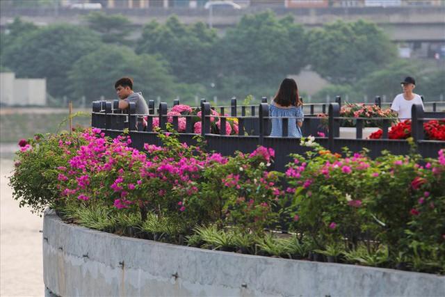 Cận cảnh công viên gần 300 tỷ nằm trên đất vàng tại Thanh Xuân - Hà Nội vừa mở cửa - Ảnh 7.