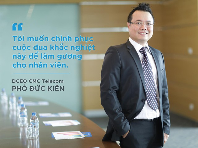 Ironman và câu chuyện văn hóa doanh nghiệp của CMC Telecom - Ảnh 2.