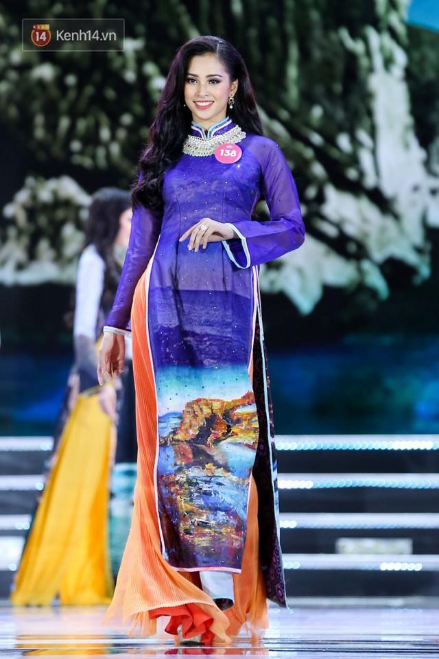 Hành trình nhan sắc của Trần Tiểu Vy toả sáng đến ngôi vị Hoa hậu Việt Nam 2018 - Ảnh 6.