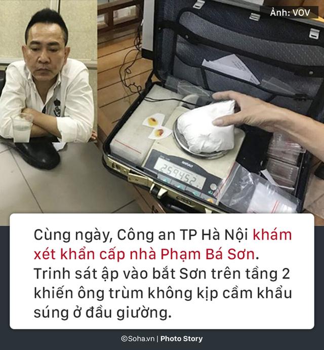 [PHOTO STORY] Gần 200 viên đạn, súng AK và bí mật của ông trùm trong căn biệt thự ở Hà Nội - Ảnh 8.