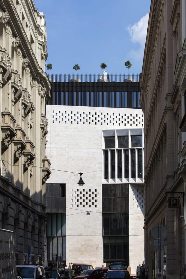 4 tòa nhà ấn tượng nhất thế giới - Ảnh 1.