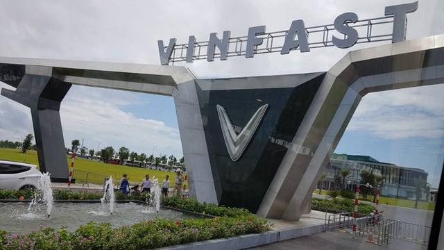 Hình ảnh ấn tượng bên trong nhà máy ô tô VinFast ở Hải Phòng - Ảnh 1.