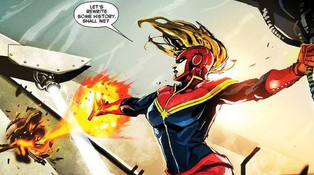 Vì sao chị đại Captain Marvel lại là siêu nhân hùng mạnh nhất Vũ trụ Điện ảnh Marvel? - Ảnh 3.