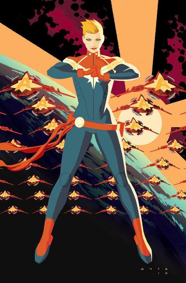 Vì sao chị đại Captain Marvel lại là siêu nhân hùng mạnh nhất Vũ trụ Điện ảnh Marvel? - Ảnh 5.