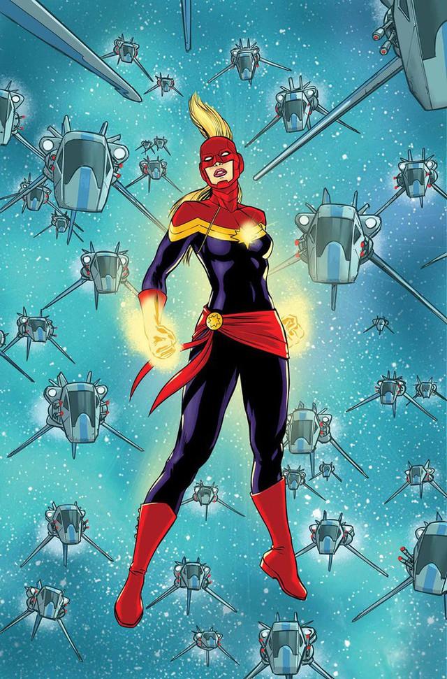 Vì sao chị đại Captain Marvel lại là siêu nhân hùng mạnh nhất Vũ trụ Điện ảnh Marvel? - Ảnh 6.