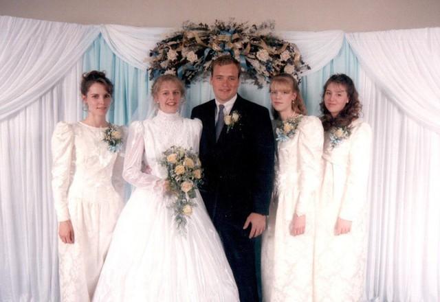 Cuộc sống hạnh phúc bên 5 người vợ và 25 đứa con của ông chồng hào hoa nhất nước Mỹ - Ảnh 3.