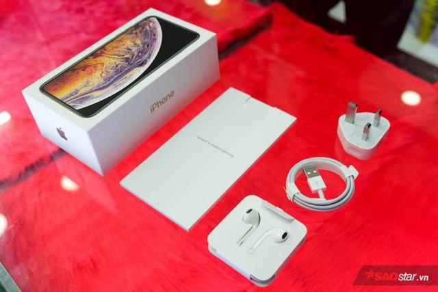 Bán iPhone Xs và iPhone Xs Max rẻ nhất cũng cả nghìn đô nhưng Apple lại keo kiệt với người dùng từng tí một - Ảnh 1.