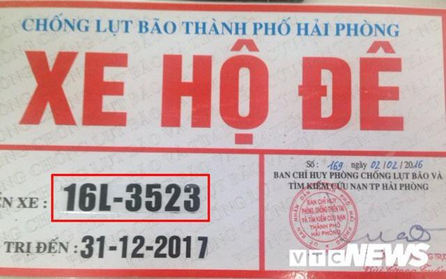 Siêu xe Cadilac gắn biển xe hộ đê trốn phí trên cao tốc Hà Nội – Hải Phòng - Ảnh 2.