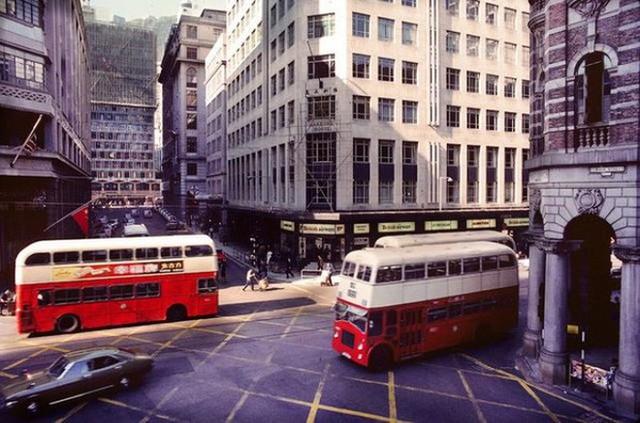 Ảnh đẹp về cuộc sống thường ngày ở Hong Kong những năm 1970 - Ảnh 17.