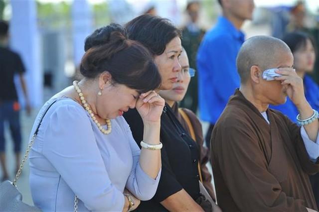 Lễ viếng Chủ tịch nước Trần Đại Quang - Ảnh 14.
