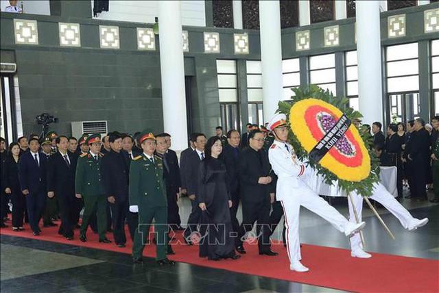 Lễ viếng Chủ tịch nước Trần Đại Quang - Ảnh 17.