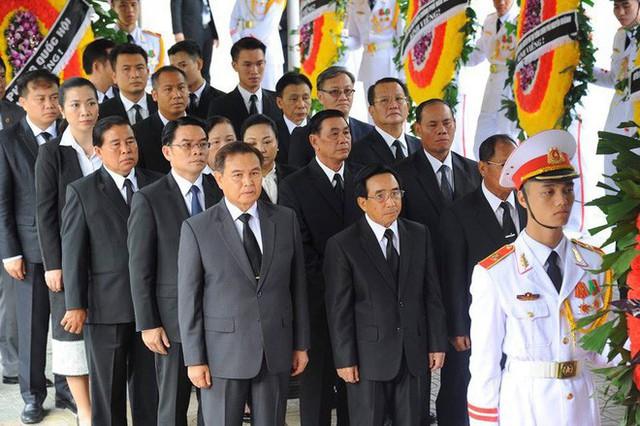 Lễ viếng Chủ tịch nước Trần Đại Quang - Ảnh 19.