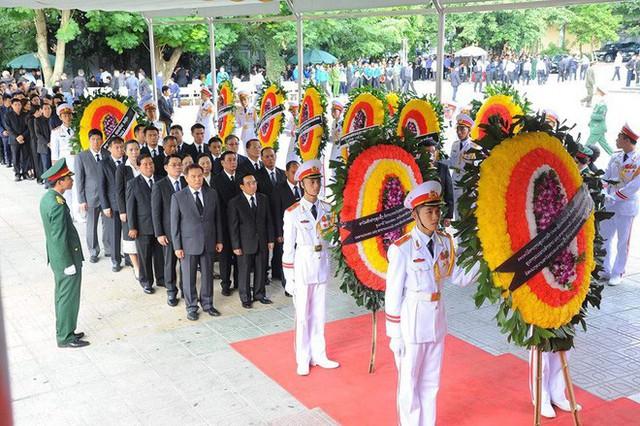 Lễ viếng Chủ tịch nước Trần Đại Quang - Ảnh 20.