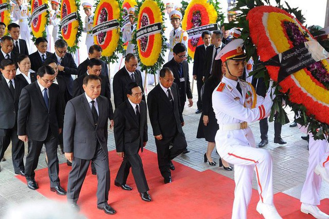 Lễ viếng Chủ tịch nước Trần Đại Quang - Ảnh 21.