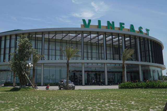 """đầu tư giá trị - photo 2 15379458936291206997903 - Báo Đức công bố loạt ảnh """"độc"""" bên trong nhà máy VinFast"""