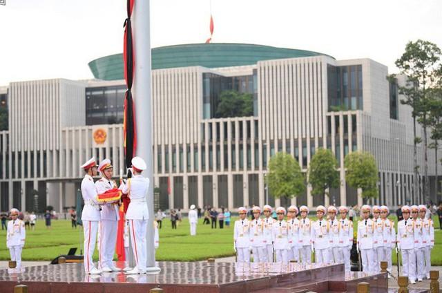 Lễ viếng Chủ tịch nước Trần Đại Quang - Ảnh 26.