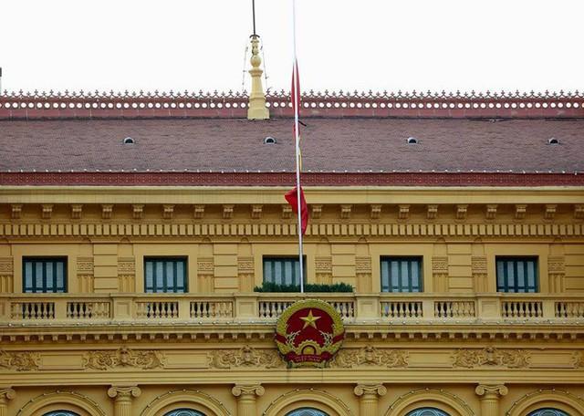 Lễ viếng Chủ tịch nước Trần Đại Quang - Ảnh 28.