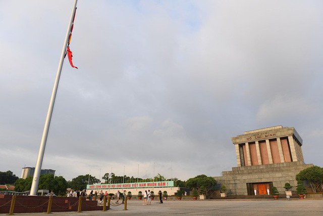 Lễ viếng Chủ tịch nước Trần Đại Quang - Ảnh 29.