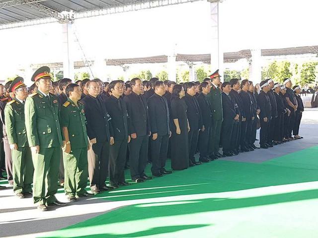Lễ viếng Chủ tịch nước Trần Đại Quang - Ảnh 40.