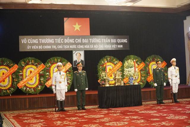 Lễ viếng Chủ tịch nước Trần Đại Quang - Ảnh 41.