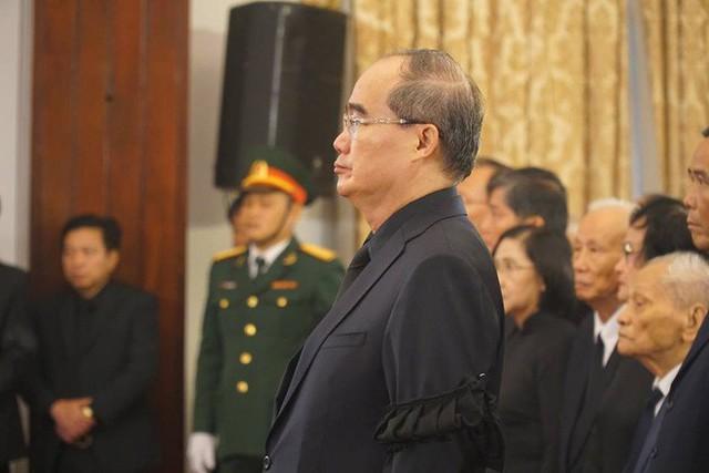 Lễ viếng Chủ tịch nước Trần Đại Quang - Ảnh 42.