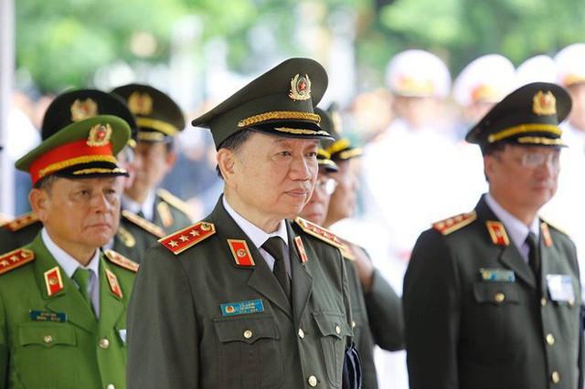 Lễ viếng Chủ tịch nước Trần Đại Quang - Ảnh 46.