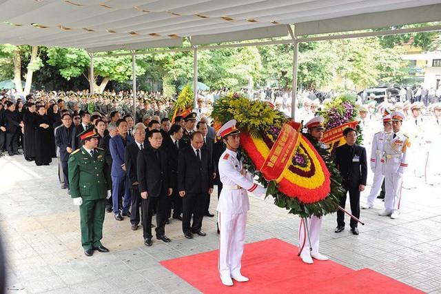 Lễ viếng Chủ tịch nước Trần Đại Quang - Ảnh 50.