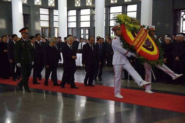 Lễ viếng Chủ tịch nước Trần Đại Quang - Ảnh 55.